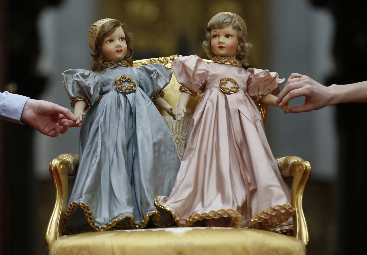 Royal Childhood exhibition