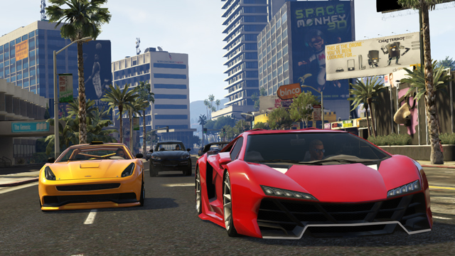 GTA 5: Online Heists Coming in Spring Confirms Rockstar
