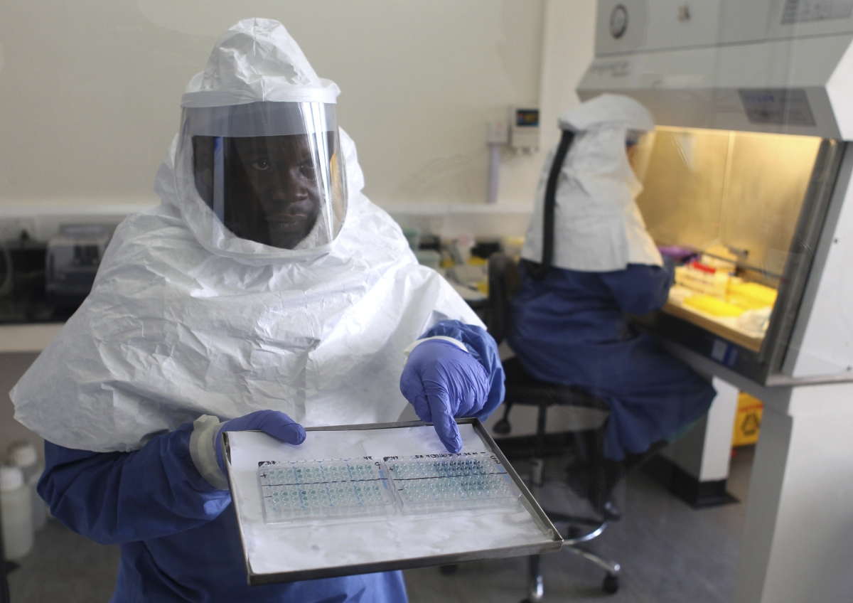 Ebola Guinea Outbreak