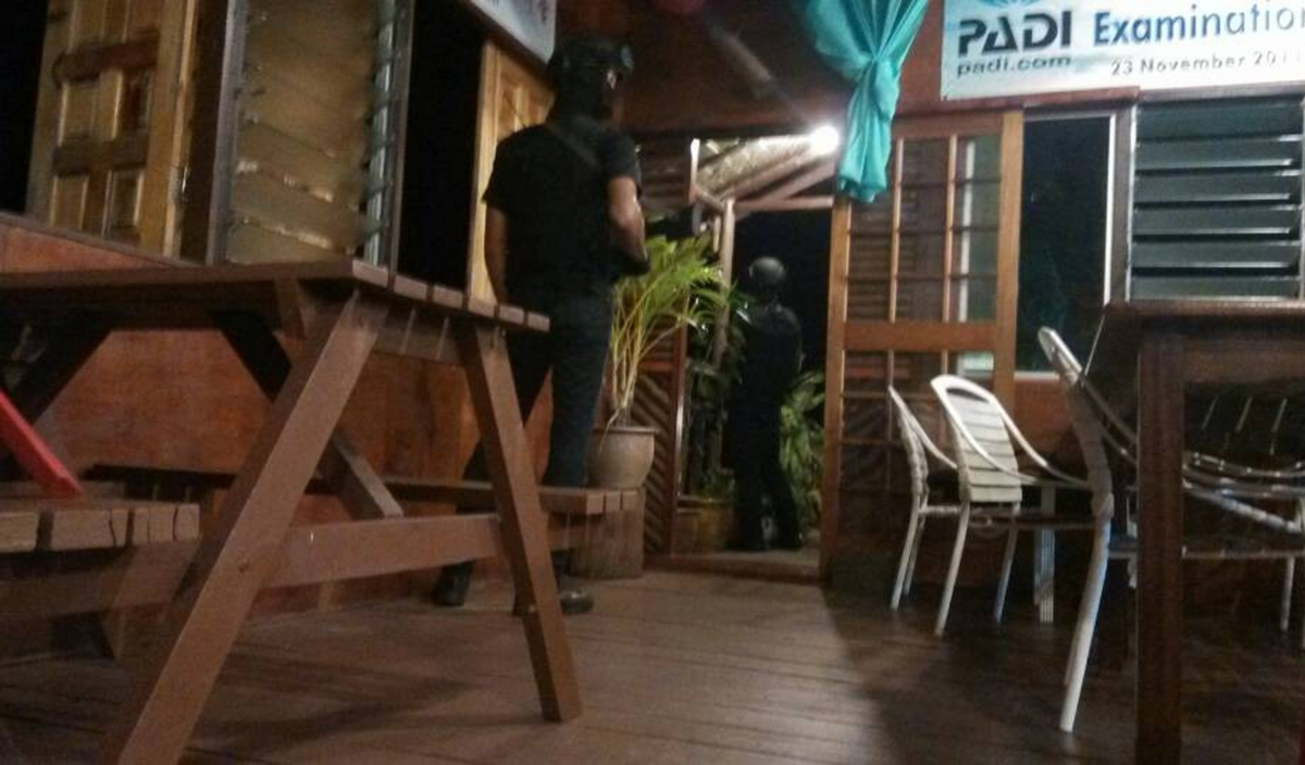 Chinese Tourist Gao Huayan Abducted in Malaysian Resort