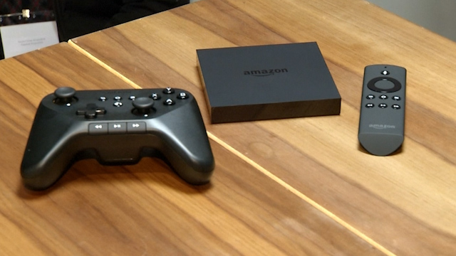 Amazon's Fire TV Supports Larger Retail Strategy