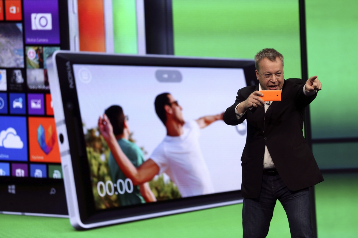 Nokia Lumia 930 Unveiled by Stephen Elop at Build 2014