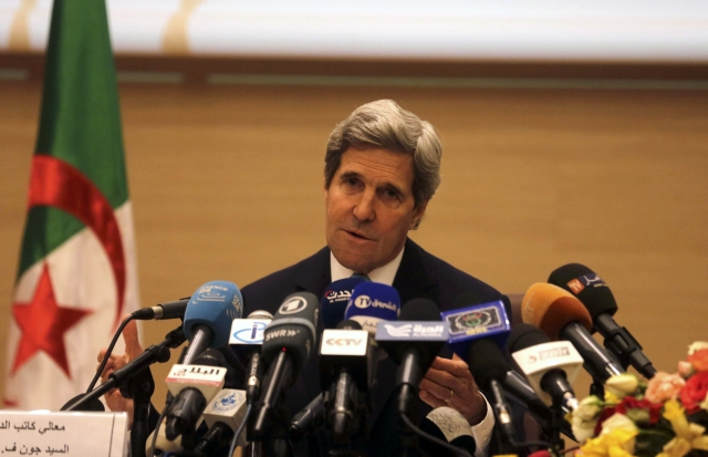 Kerry: Time for Israeli and Palestinian Leaders to Lead