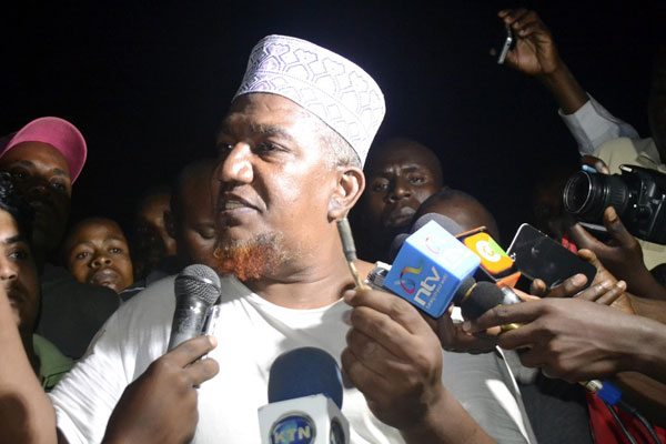 Sheikh Abubakar Shariff Ahmed