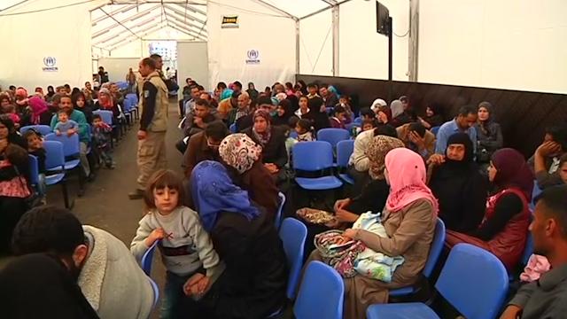 Lebanon Marks Milestone with Millionth Refugee
