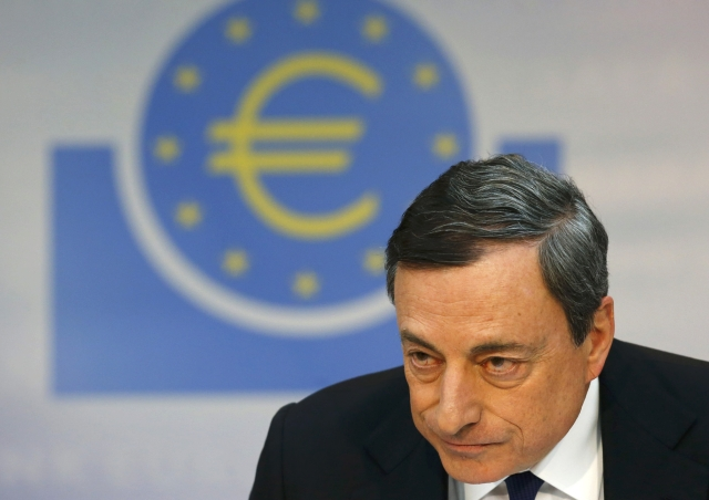 Draghi: ECB Ready to Act if 'Lowflation' Lingers