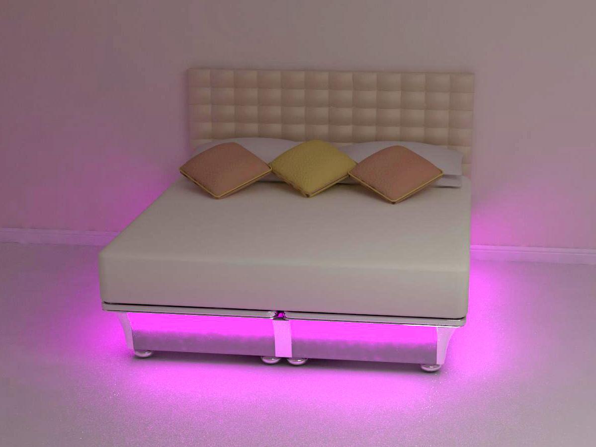 Balluga smart interactive bed
