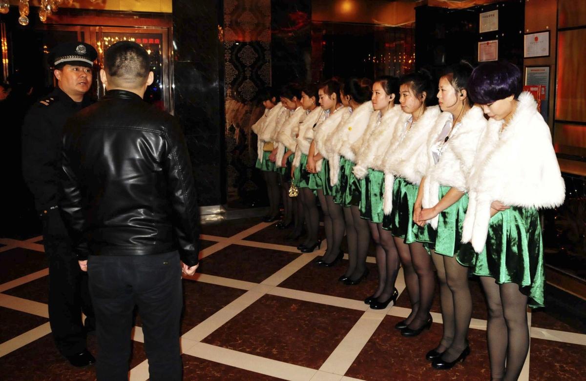 China Prostitution