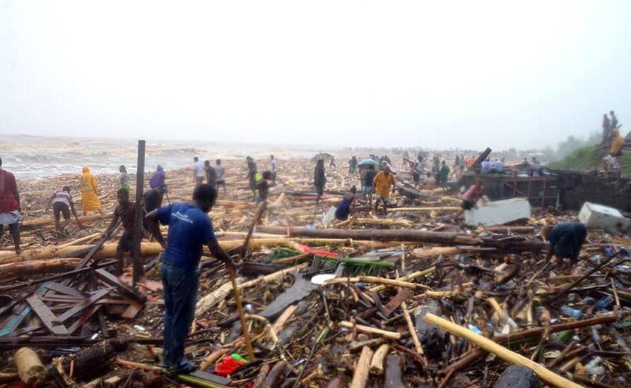 Solomon Islands flash floods