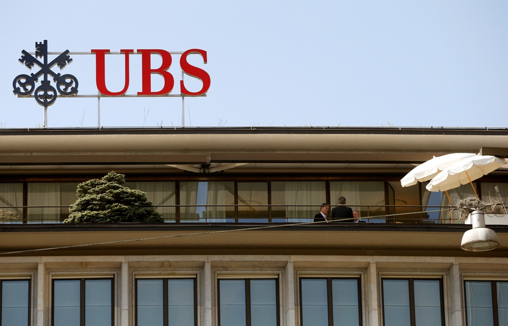 UBS Building Switzerland