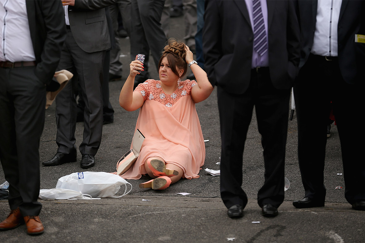 aintree woman