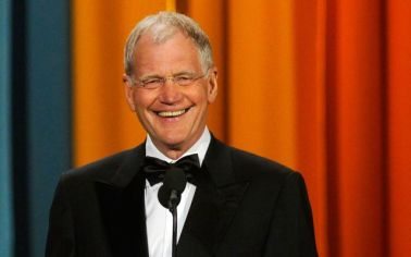 David Letterman Announces Retirement on Show