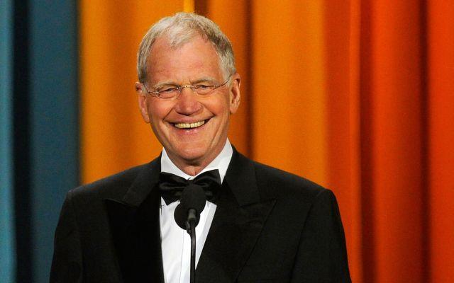 David Letterman Announces Retirement on Show