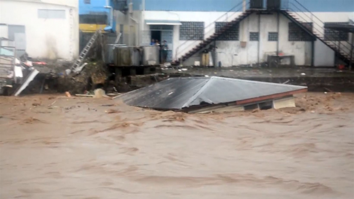 Solomon Islands Video Reveals Flash Flood Devastation