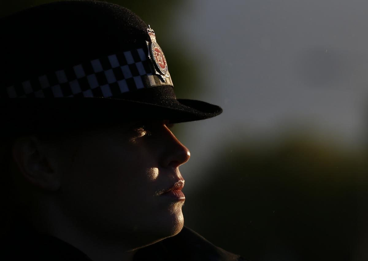Women police officers are fighting against a macho culture obssessed with big guns in the UK force