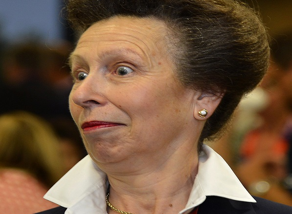 Princess Anne called for badgers to be