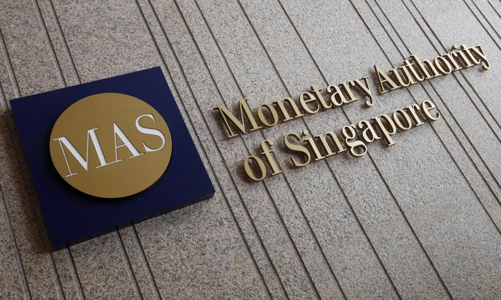 Monetary Authority of Singapore Logo
