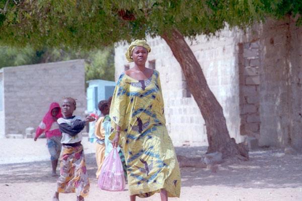 Senegalese woman