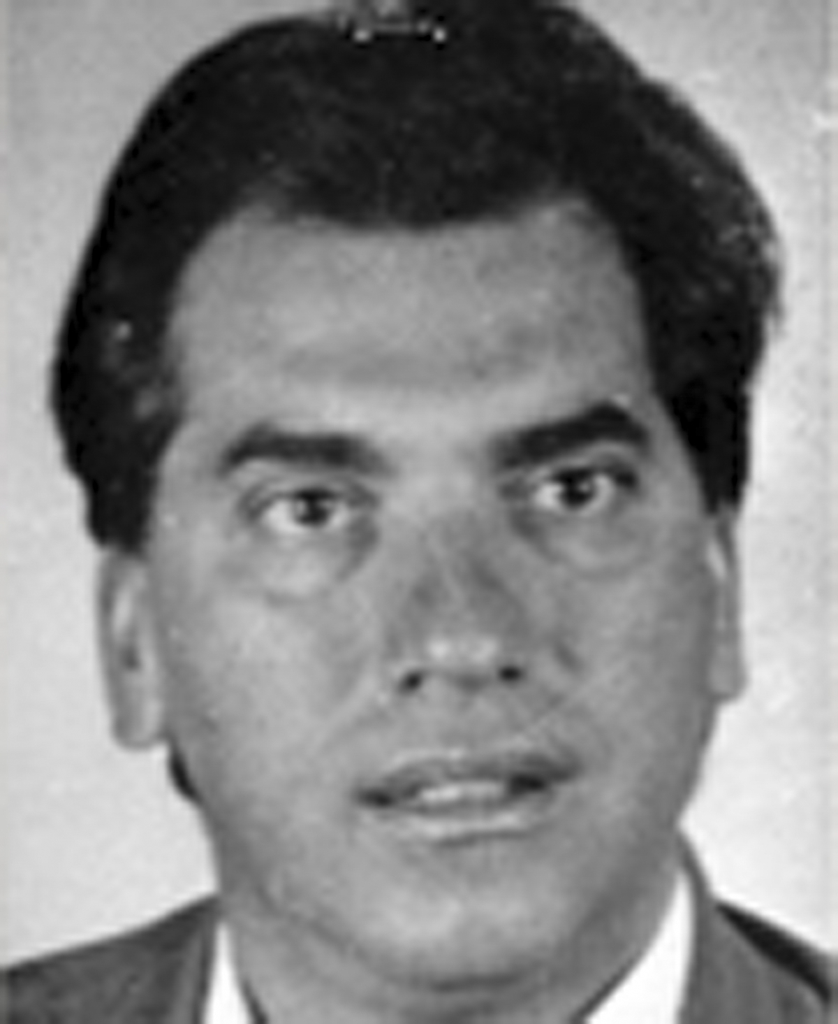 Domenco Randacore as a younger man in an undated photograph released by Italy's Interior Ministry.