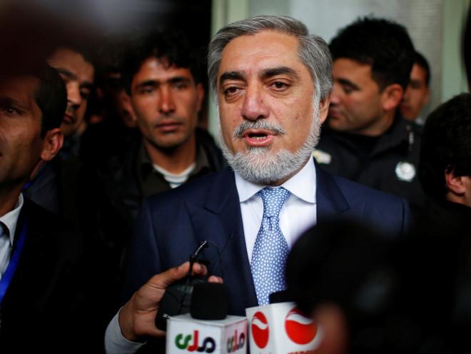 Abdullah Abdullah, Afghanistan presidential candidate