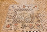 1500-Year-Old Monastery with Stunning Mosaics Discovered in Israel