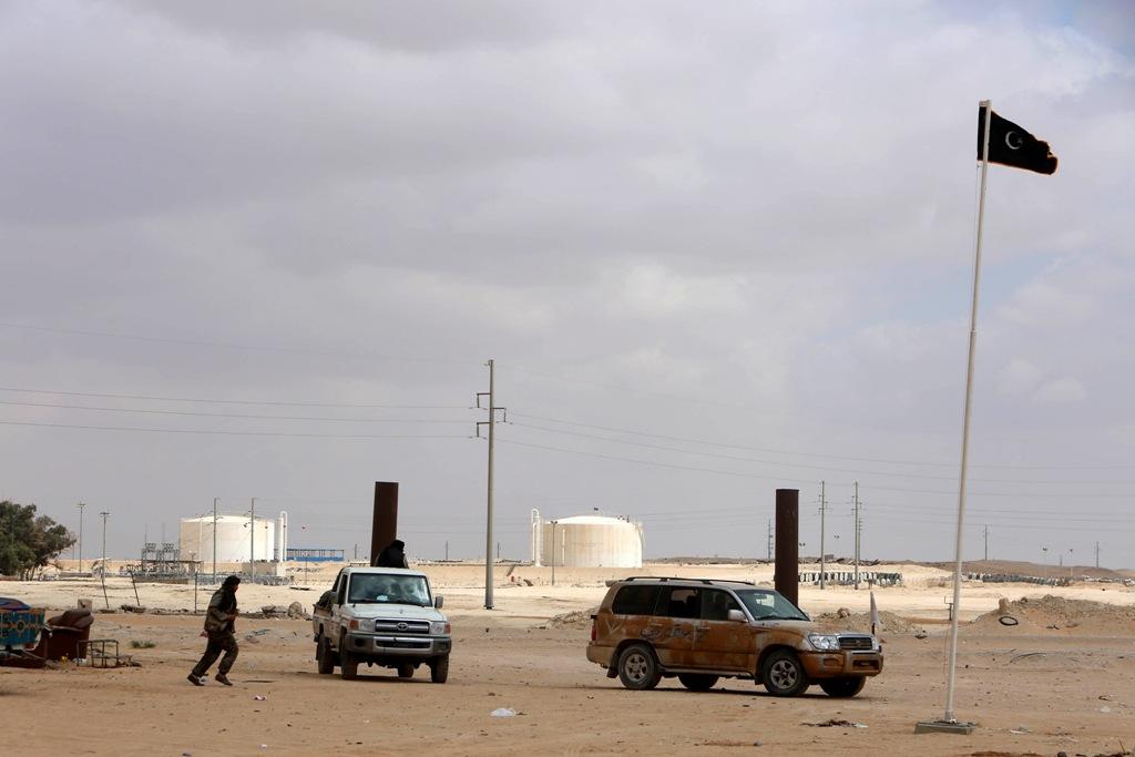 Zueitina Oil Field Libya