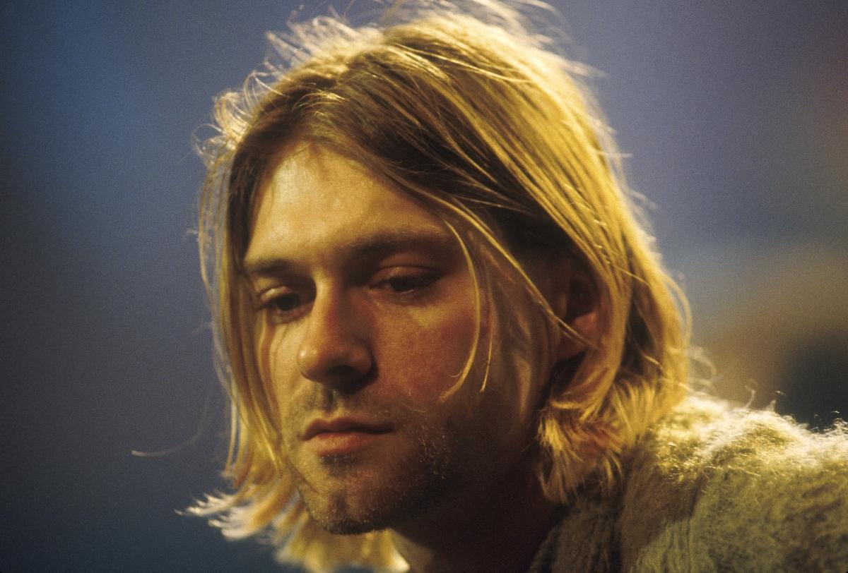 kurt cobain - photo #40