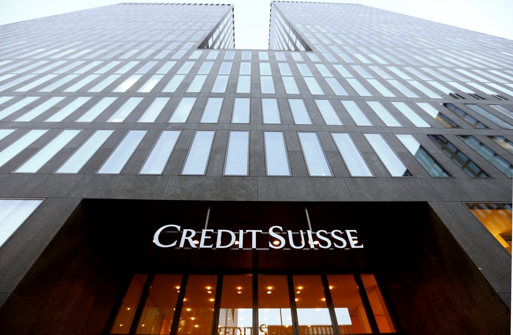 Credit Suisse Office Building Switzerland