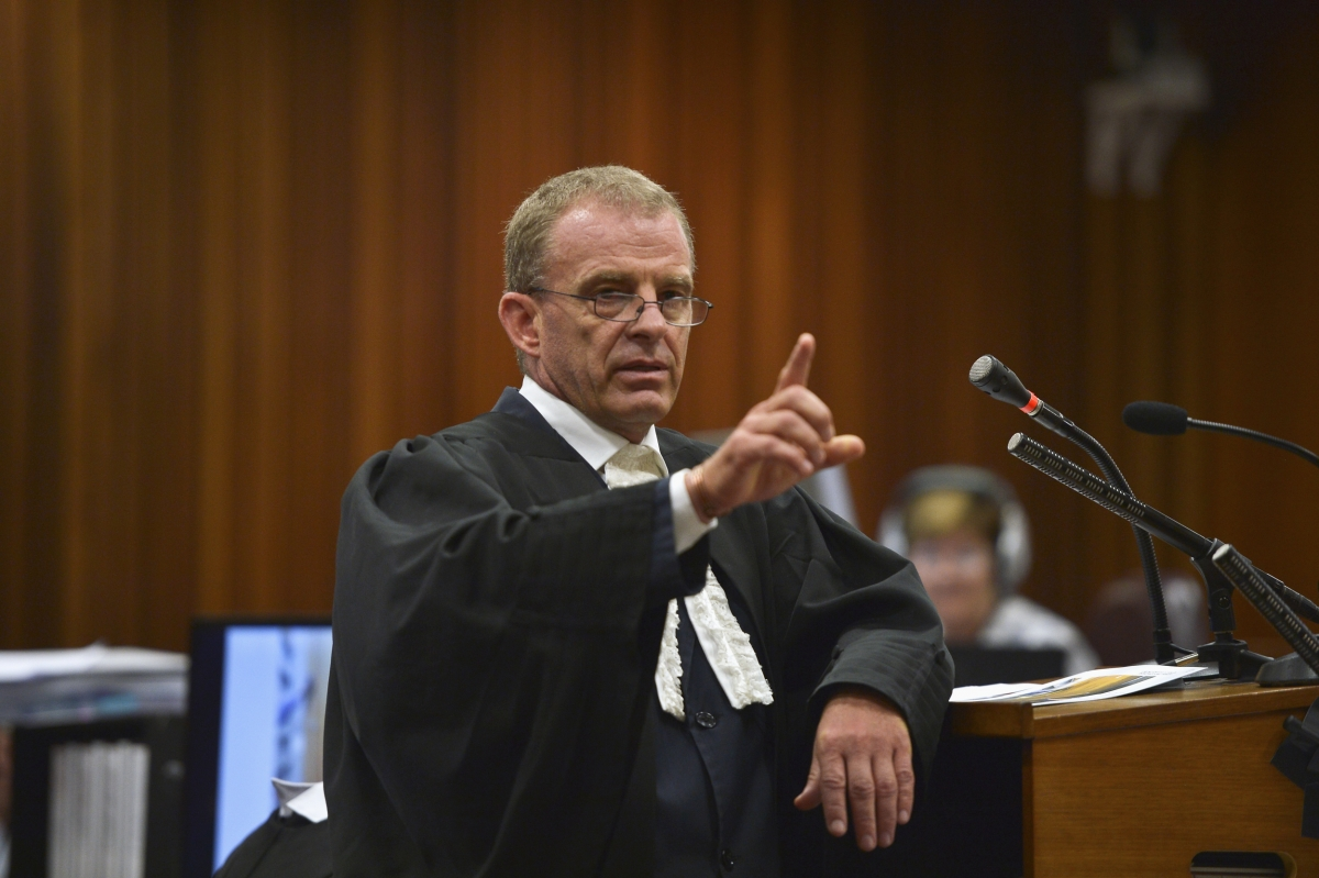 Gerrie Nel went on the attack as the Oscar Pistorius trial resumed with pathologist Jan Botha giving evidence