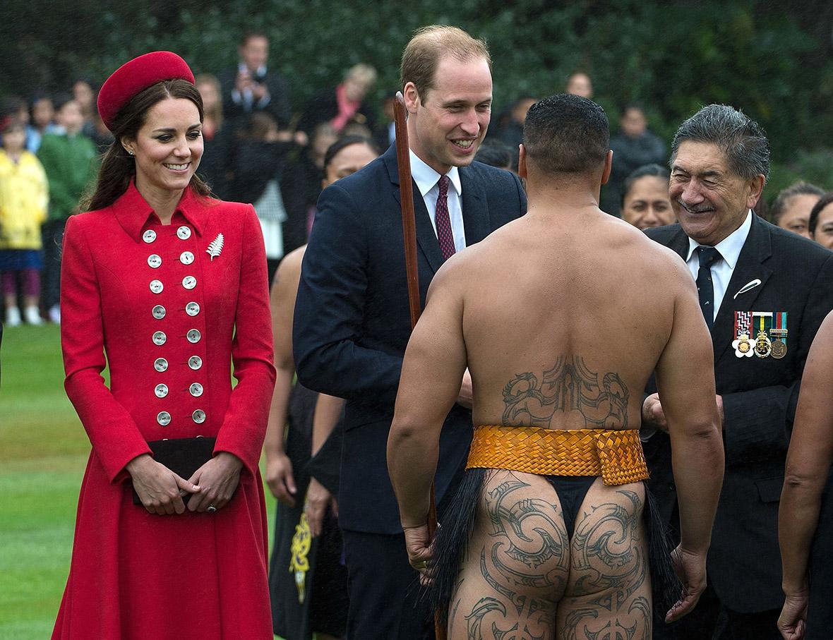 kate maori bum
