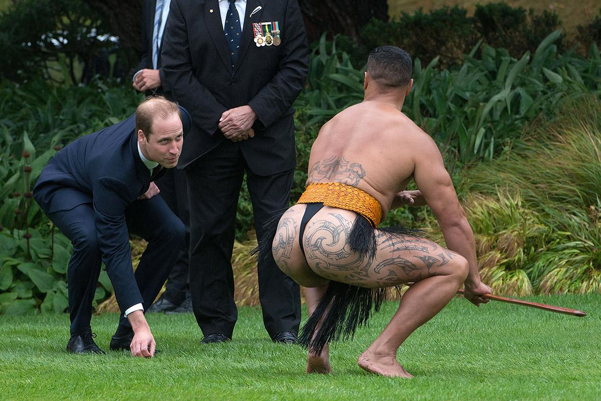 william maori