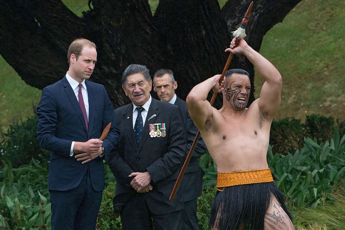 maori spear