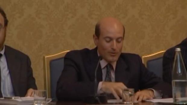 Italian envoy to Turkmenistan Daniele Bosio