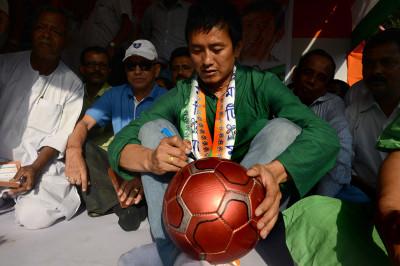 india footballer
