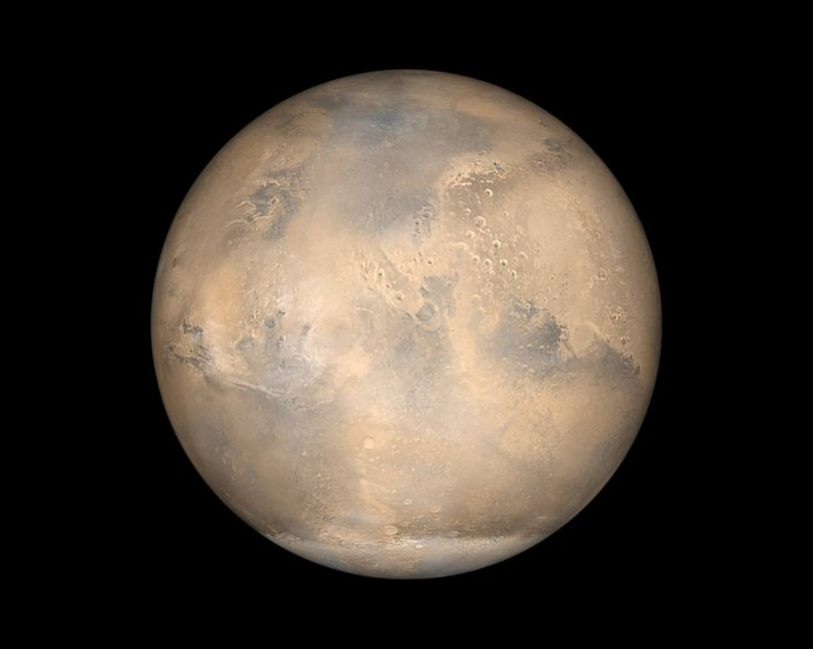 Opposition of Mars 2014