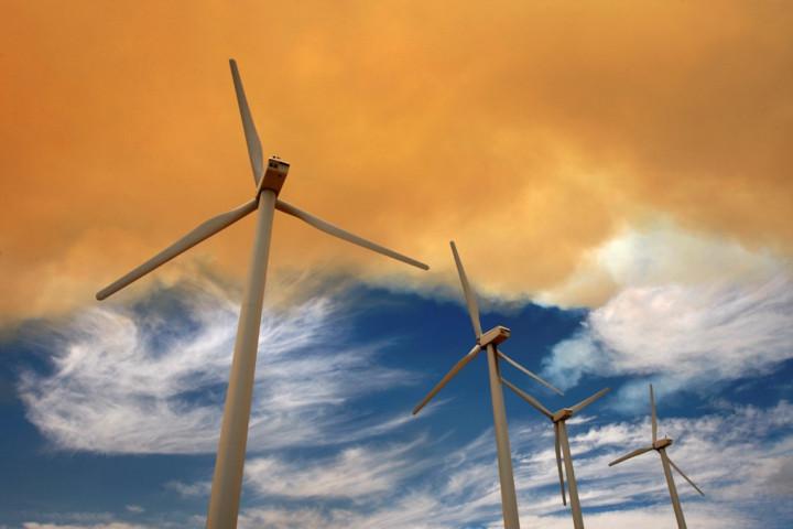 Wind Turbines California US