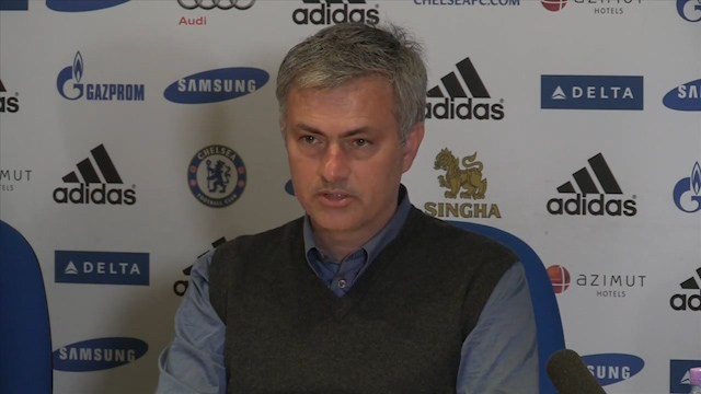 Jose Mourinho on PSG, JT and Going to a Wedding