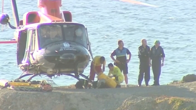 British Women Drown Trying to Save Children