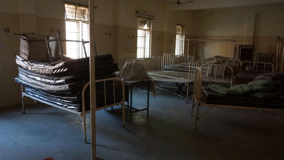 Hospital neglect