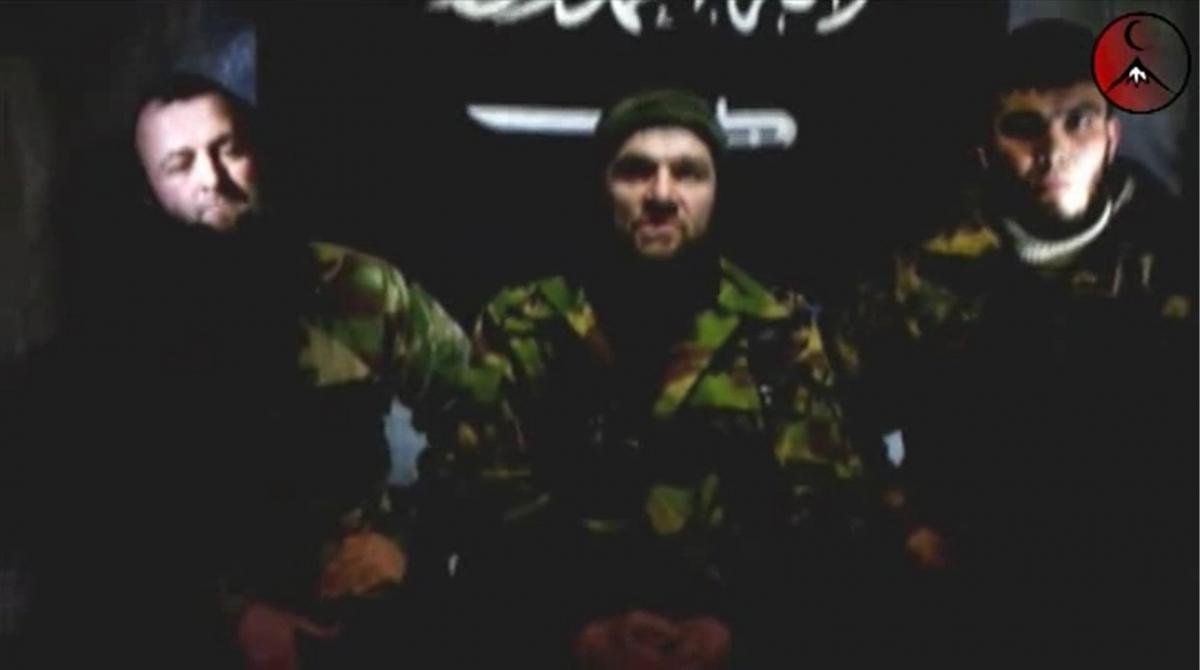Umarov Chechnya Russia Ukraine Terrorist FSB
