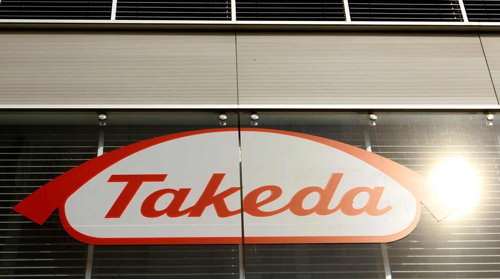 Takeda Pharamceutical Logo