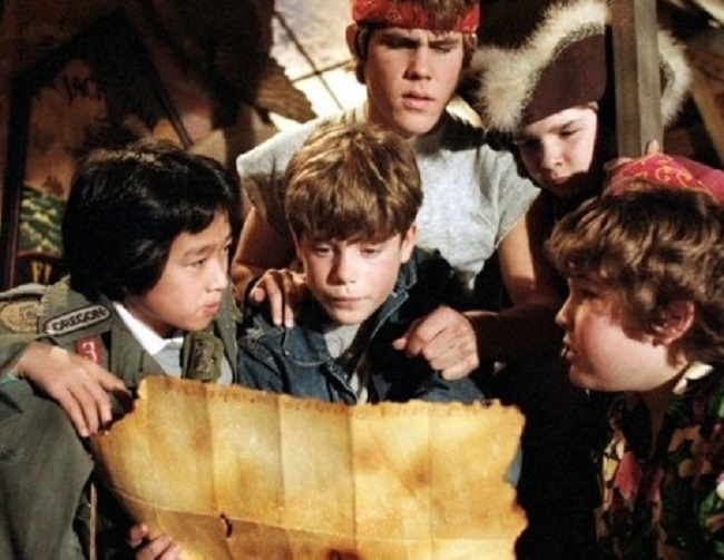 Sequel to The Goonies