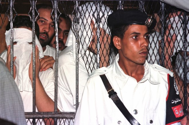Egypt Homosexual Gay Prison Arrest