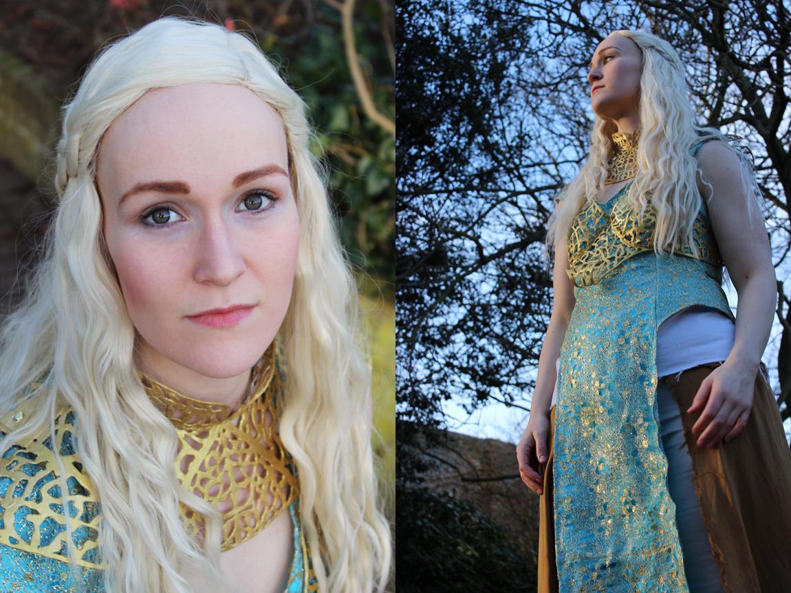 Frederica La Noir as Daenarys Targaryen