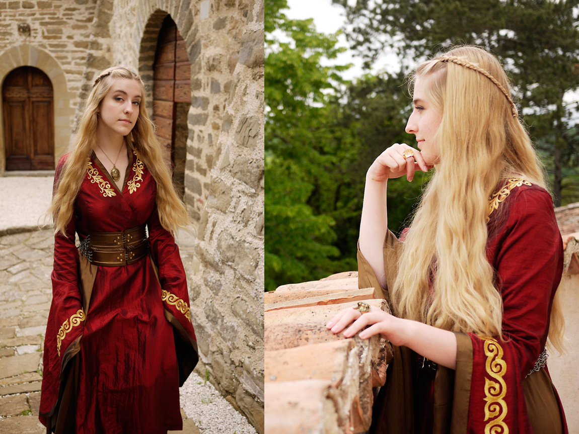 Holly Hocks as Cersei Lannister