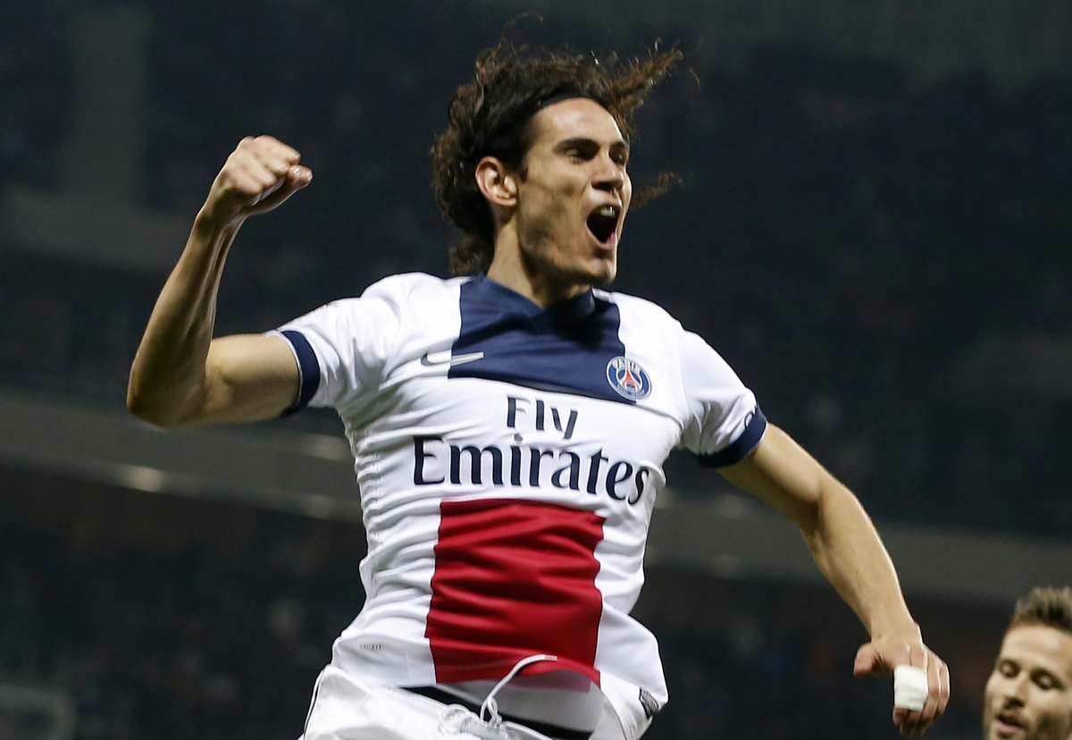 Edinson Cavani Prepared to Make £60m Move to Manchester United in the Summer - Report