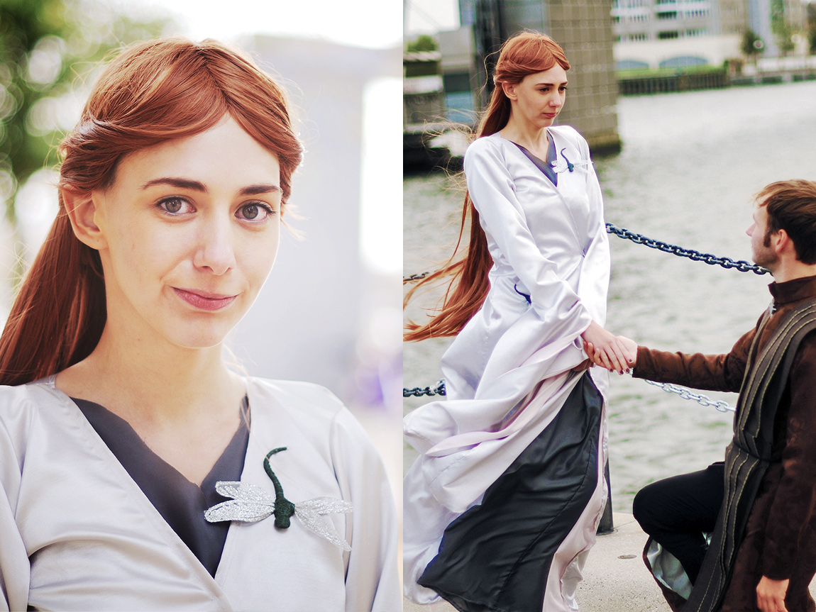 Kez Hillier as Sansa Stark
