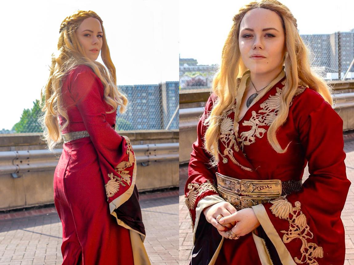 Kerhys Farley as Cersei Lannister