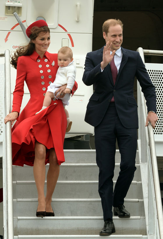 Kate Middletons 30 Dresses for Royal Tour Dress No. One in Pictures