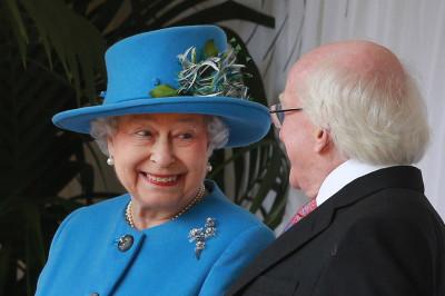 queen smile